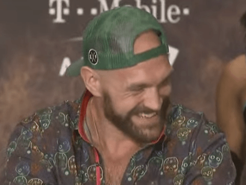 Tyson Fury continues to woo Mexican supporters ahead of Otto Wallin showdown