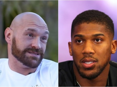 Tyson Fury warns Anthony Joshua about losing muscle for Andy Ruiz Jr rematch