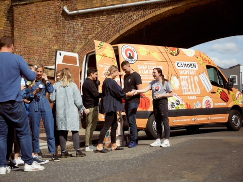 You can get free beer for helping to tackle food poverty