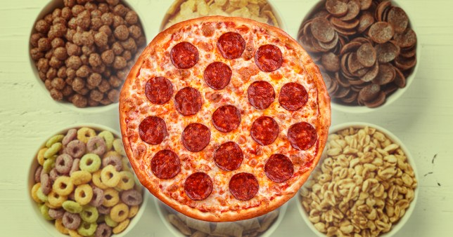 Dietitian claims pizza is a more nutritious breakfast than cereal