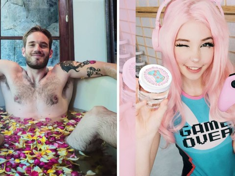 PewDiePie fans are urging him to sell his bath water like Belle Delphine after hilarious honeymoon snap