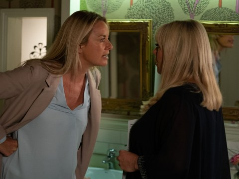 EastEnders spoilers: Mel Owen blackmails Sharon Mitchell tonight