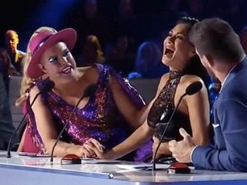 Nicole Scherzinger laughs off shady Australia's Got Talent dig as she's accused of 'forgetting' Pussycat Dolls members