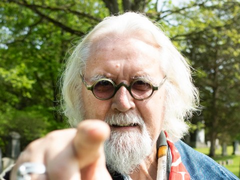 Billy Connolly praised by viewers for 'brilliant' new series Great American Trail