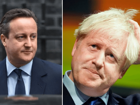 David Cameron blasts Boris and Gove for 'trashing government'