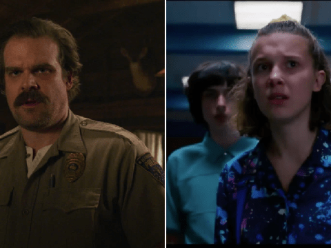 Stranger Things season 4 fan theory sees Hopper's return and Eleven's revenge