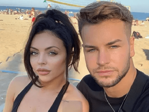 Jesy Nelson refused to let boyfriend Chris Hughes see her without make-up for months