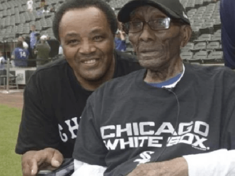 112-year-old White Sox fan finally gets to see his first game for his birthday