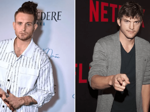 Ashton Kutcher 'once yelled at Younger's Nico Tortorella for doing cocaine at cast party'