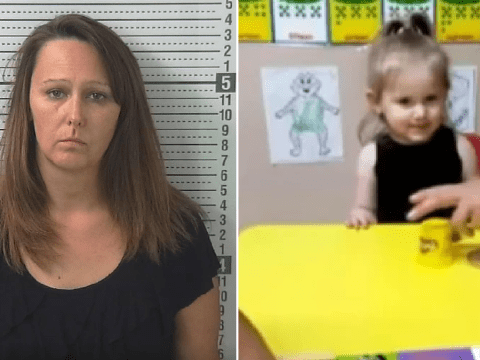 Miracle baby born to couple who suffered six miscarriages left to die in hot car by their babysitter