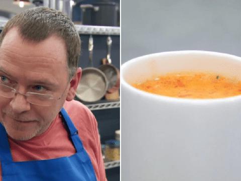 EastEnders star Adam Woodyatt roasted by John Torode for 'disaster' dish on Celebrity MasterChef