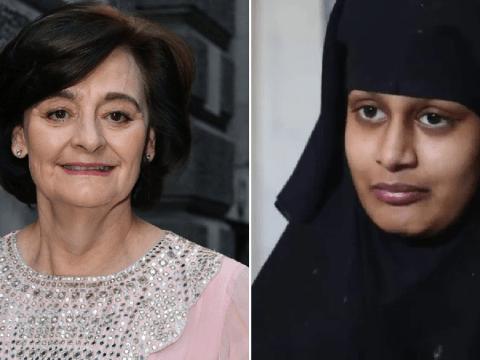 Cherie Blair denies smuggling Isis bride into UK but 'she should be let back'