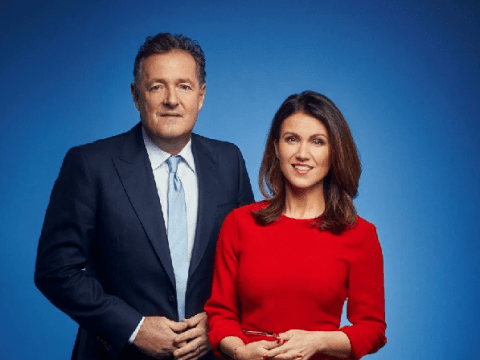 Susanna Reid begs Ant and Dec to 'take Piers Morgan off her hands' for I'm a Celebrity