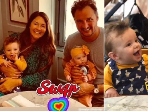 EastEnders' Lacey Turner and James Bye are total friendship goals on playdate with babies