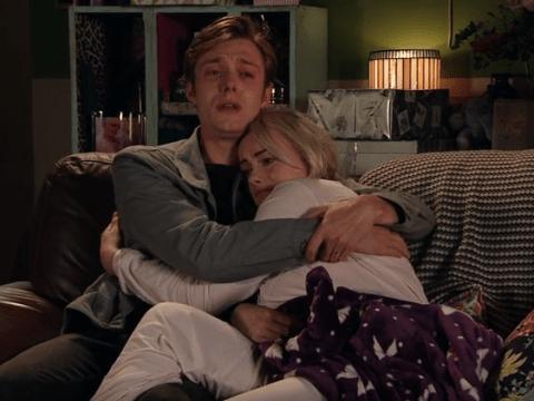 Coronation Street fans heartbroken by Sinead's emotional cancer scenes