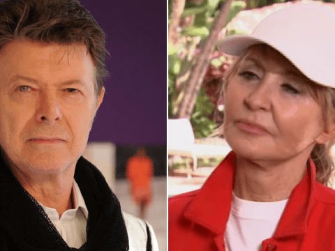 Lulu admits she was in love with David Bowie 'for a minute' as she recalls snogging singer