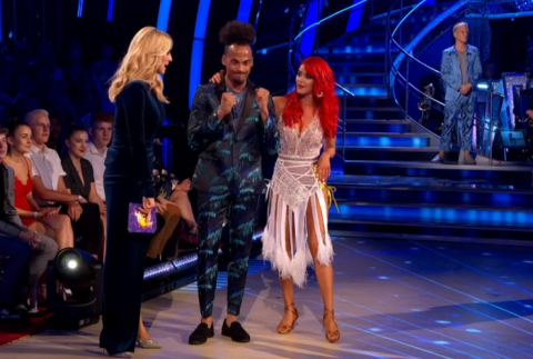 Strictly Come Dancing: Dianne Buswell jokes 'time is up