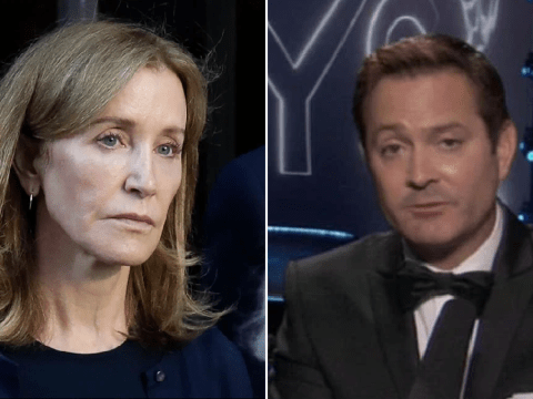 Emmys 2019: Commentator throws major shade at Felicity Huffman with savage prison joke
