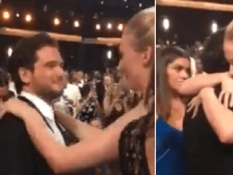 Emmys 2019: Game Of Thrones' Sophie Turner embraces Kit Harington in cutest reunion ever