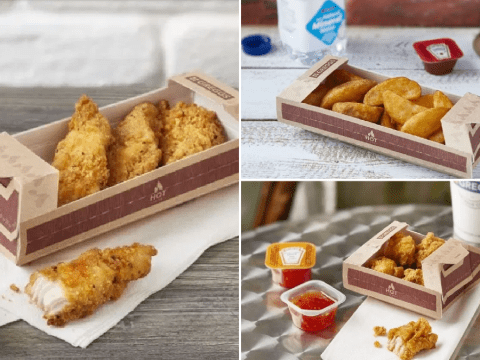 Greggs is launching a hot evening meal deal for £4