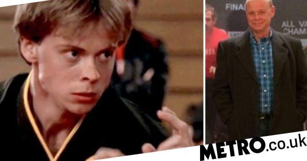 Robert Garrison dead: Karate Kid star dies aged 59