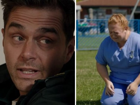 Casualty spoilers: Autumn trailer reveals new trouble for Archie, Iain's exit and more