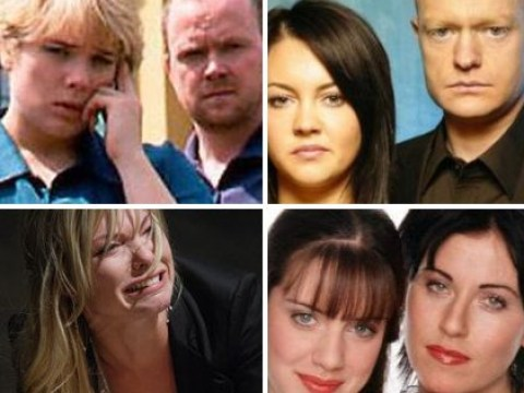 From Den Watts' death to Lucy Beale's killer revealed — as EastEnders reaches its 6000th episode, here's 16 we'll never forget