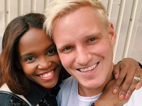 Jamie Laing posts wistful message to Oti Mabuse as he drops out of Strictly Come Dancing