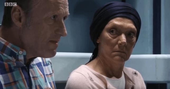 Jean in EastEnders gets bad news