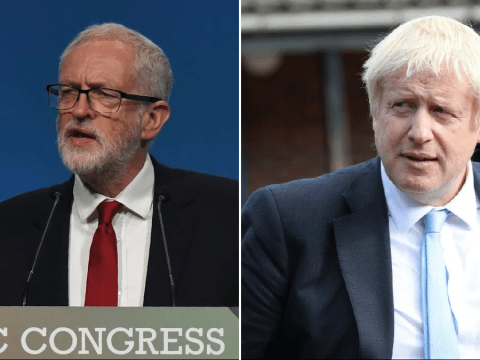 Corbyn accuses Boris Johnson of hijacking referendum to shift power to wealthy