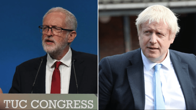 Mr Corbyn said a Labour government would transform people's lives, starting in the workplace.