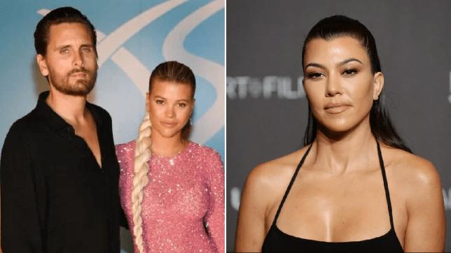 Sofia Richie follows Kourtney Kardashian on Instagram