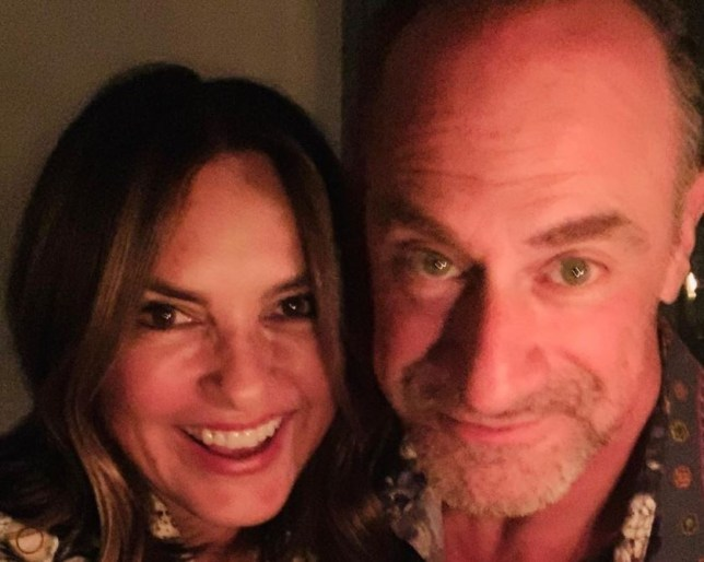 Law & Order: SVU's Benson and Stabler are back together as pair reunite ahead of 21st season