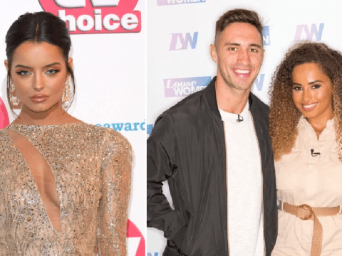Love Island's Maura Higgins surprised by Amber Gill and Greg O'Shea split