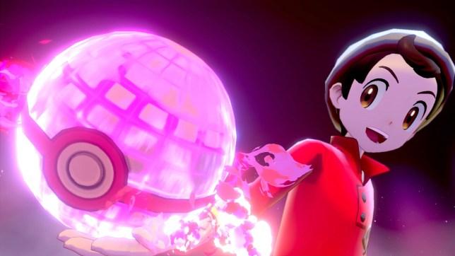 Pokémon Sword/Shield screenshot