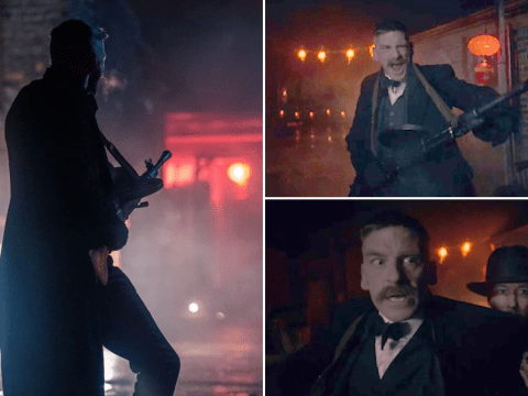 Peaky Blinders fans can't get enough of Arthur Shelby's epic showdown against the Titanics
