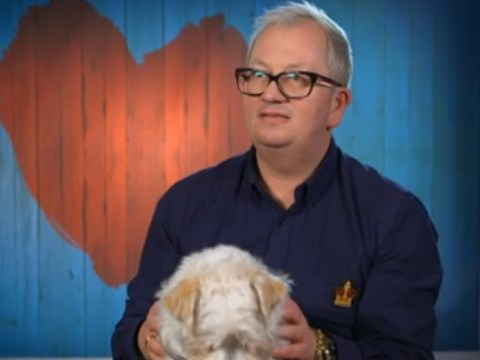 First Dates Hotel singleton Perry reveals strange sniffing habit