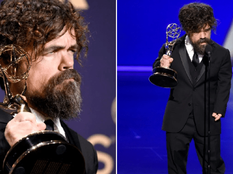 Game Of Thrones' Peter Dinklage sets new record with landmark win at the Emmys
