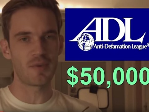 PewDiePie admits ADL donation was a 'mistake' as he apologises for 'messing up' after backlash