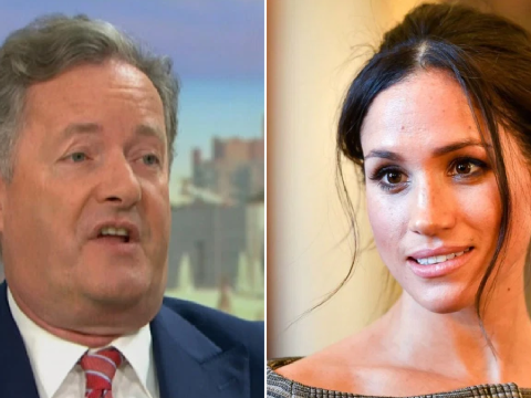 Piers Morgan slams Meghan Markle for private jets and reckons she should fly off to see estranged dad Thomas