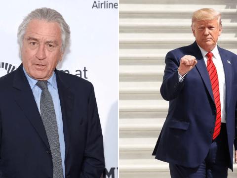 Robert De Niro calls President Donald Trump 'medically crazy' in TV interview outburst