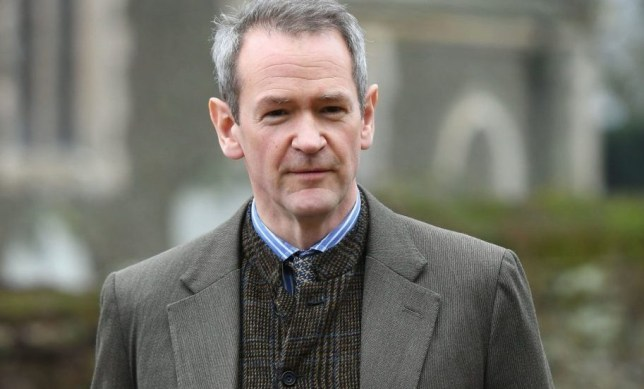 Comedian and Pointless host Alexander Armstrong