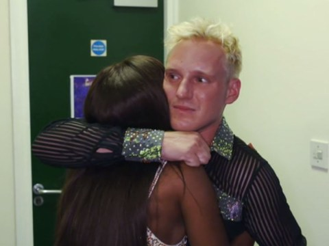 Strictly's Jamie Laing in tears as he reveals 'searing pain' which forced him to quit