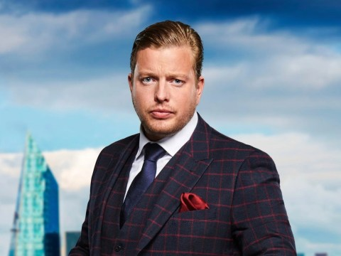 The Apprentice's Thomas Skinner reveals who the mystery man lying on the floor was