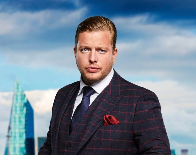 The Apprentice's Thomas Skinner reveals who the mystery man lying on the boardroom floor really was