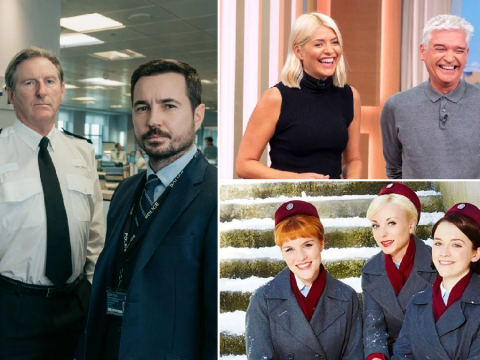 Triumph for Line Of Duty and This Morning as TV Choice Awards 2019 winners announced