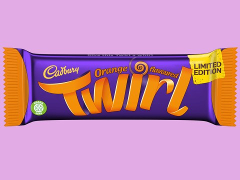 Limited edition Twirl Orange is available to buy now
