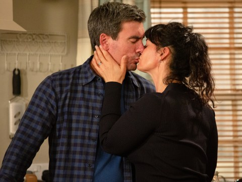 Emmerdale spoilers: Cain Dingle sleeps with Kerry Wyatt after Moira betrayal