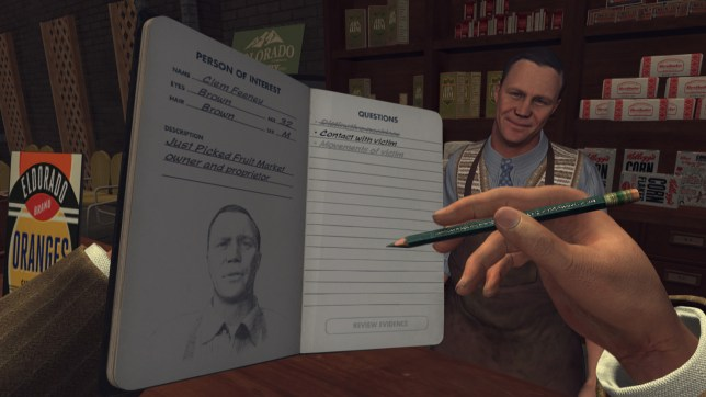 L.A. Noire: The VR Case Files review – the reality of police work