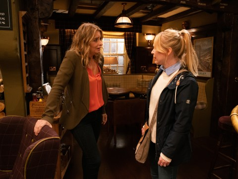 Emmerdale spoilers: Vanessa Woodfield dumps Charity Dingle after catching her out tonight